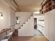 锦州LOFT小户型设计:日式风格更适合小户型