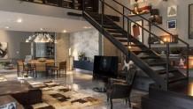 锦州别墅设计:300平米工业风格别墅设计