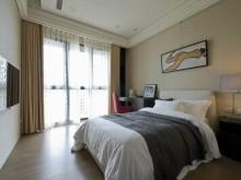 养老地产项目室内卧室常用家居布置之床的布置要点(一)