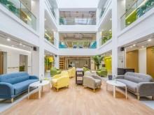 养老地产项目建筑单体室内空间门厅通行及准备区的设计要点