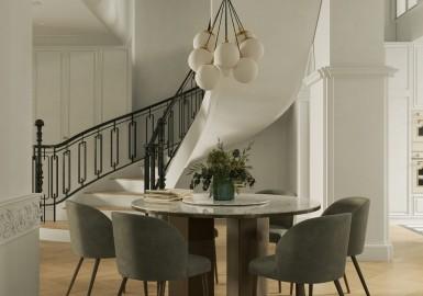 养老住宅室内空间设计要点之楼梯细节