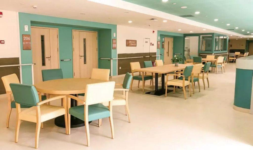 养老地产项目室内卧室设计整体之保证家具摆放的灵活性-养老院设计 |养老地产 |辽宁中古养老院规划设计研究所