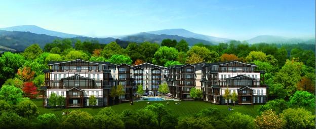 养老地产项目规划设计的环境景观要求-养老院设计 |养老地产 |辽宁中古养老院规划设计研究所