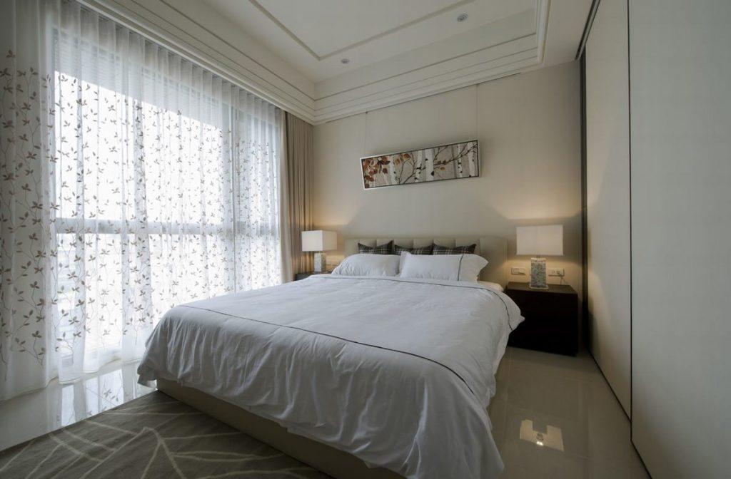 养老地产项目室内卧室常用家居布置之床的布置要点(二)-养老院设计 |养老地产 |辽宁中古养老院规划设计研究所