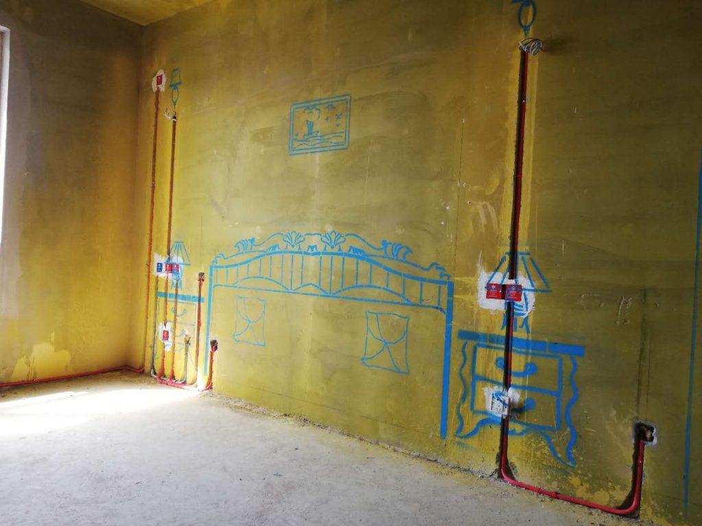 锦州装修工艺讲解(2)家居装修中真的需要放样吗?-养老院设计 |养老地产 |辽宁中古养老院规划设计研究所