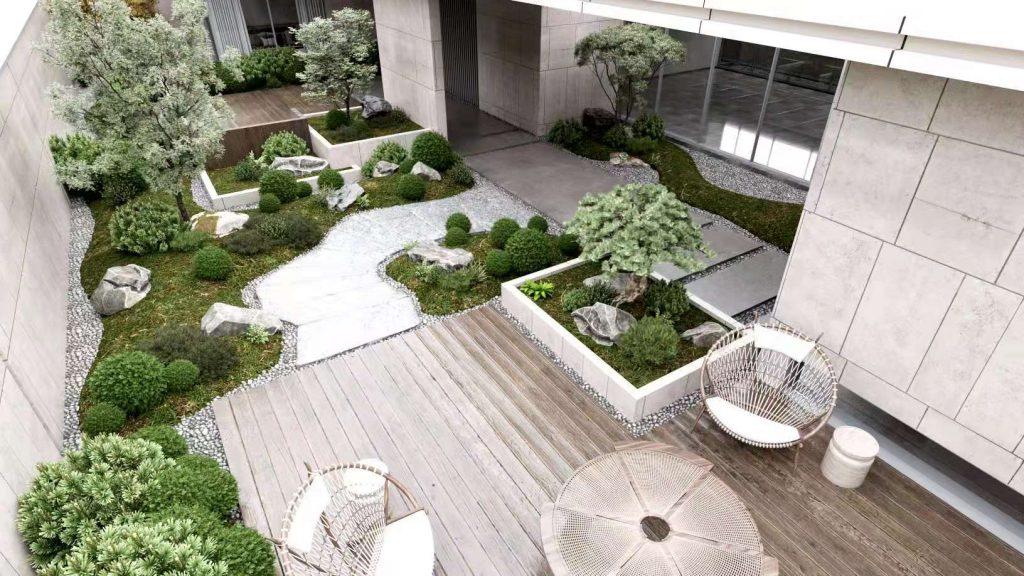美国居住单元设计特点-养老院设计 |养老地产 |辽宁中古养老院规划设计研究所