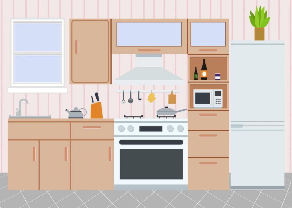 锦州装修设计:冰箱到底放在哪里才真的好-养老院设计  养老地产  辽宁中古养老院规划设计研究所